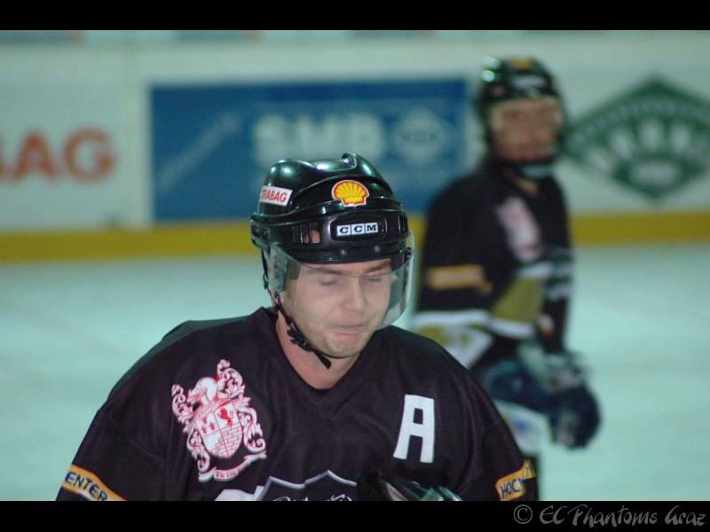 4.Saisonspiel gegen die Grazer Eisbären II am 27.11.09