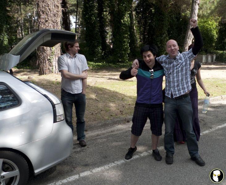Teambuilding Wochenende in Lignano 2010