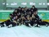 Die Phantoms mit der Trophäe für den sensationellen 2.Platz beim Powerplay Hockeyturnier! 12.4.2008