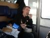 Auswärtsfahrt gegen Innsbruck - Der Posti und seine