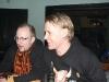 Auswärtsfahrt gegen Innsbruck - 26.12.2007 - Posti und Udo beim Austropop singen im Irish Pub